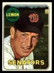 1969 Topps #294  Jim Lemon  Front Thumbnail
