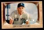 1955 Bowman #63  Irv Noren  Front Thumbnail