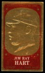 1965 Topps Embossed #4  Jim Ray Hart  Front Thumbnail