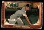 1955 Bowman #221  Hector Brown  Front Thumbnail