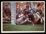 1966 Philadelphia #130  Chuck Mercein New York Giants Front Thumbnail