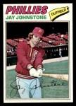 1977 Topps #415  Jay Johnstone  Front Thumbnail