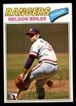1977 Topps #174  Nelson Briles  Front Thumbnail