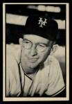 1953 Bowman B&W #3  Bill Rigney  Front Thumbnail