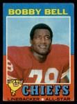 1971 Topps #35  Bobby Bell  Front Thumbnail