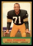 1963 Topps #94  Bill Forester  Front Thumbnail