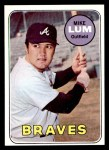1969 Topps #514  Mike Lum  Front Thumbnail