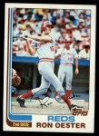 1982 Topps #427  Ron Oester  Front Thumbnail