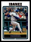 2005 Topps #123  Raul Ibanez  Front Thumbnail