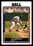 2005 Topps #143  Bill Hall  Front Thumbnail