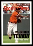 2005 Topps #358   -  Miguel Tejada All-Star Front Thumbnail
