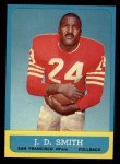1963 Topps #135  J.D. Smith  Front Thumbnail