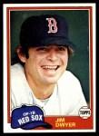 1981 Topps #184  Jim Dwyer  Front Thumbnail