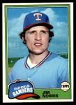 1981 Topps #264  Jim Norris  Front Thumbnail