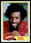 1981 Topps #635  Bobby Bonds  Front Thumbnail