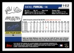 2006 Topps #162  Rafael Furcal  Back Thumbnail