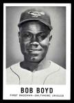 1960 Leaf #13  Bob Boyd  Front Thumbnail