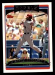 2006 Topps #215  Garret Anderson  Front Thumbnail
