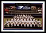 2006 Topps #294   Texas Rangers Team Front Thumbnail
