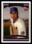 2006 Topps #353  Claudio Vargas  Front Thumbnail