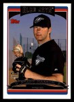 2006 Topps #314   -  Shaun Markum Rookie Card Front Thumbnail