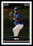 2006 Topps #517  Denny Bautista  Front Thumbnail