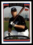 2006 Topps #518  Lyle Overbay  Front Thumbnail