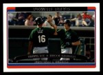 2006 Topps #654   -  Travis Lee / Rocco Baldelli Team Stars Front Thumbnail