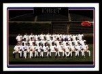 2006 Topps #607   Chicago Cubs Team Front Thumbnail