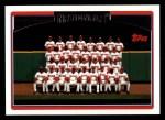 2006 Topps #604   Washington Nationals Team Front Thumbnail