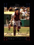 2007 Topps #198  Mike Redmond  Front Thumbnail