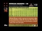 2007 Topps #172  Morgan Ensberg  Back Thumbnail
