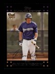 2007 Topps #283  Drew Anderson  Front Thumbnail