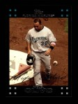 2007 Topps #375  Miguel Olivo  Front Thumbnail