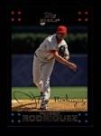 2007 Topps #422  Francisco Rodriguez  Front Thumbnail