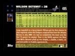 2007 Topps #495  Wilson Betemit  Back Thumbnail