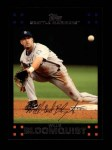 2007 Topps #585  Willie Bloomquist  Front Thumbnail
