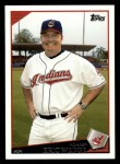 2009 Topps #38  Eric Wedge  Front Thumbnail