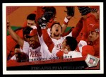 2009 Topps #278   Philadelphia Phillies Front Thumbnail
