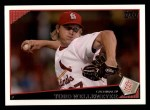 2009 Topps #266  Todd Wellemeyer  Front Thumbnail
