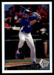 2009 Topps #385  Mike Jacobs  Front Thumbnail