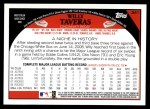 2009 Topps #341  Willy Taveras  Back Thumbnail