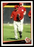 2009 Topps #341  Willy Taveras  Front Thumbnail
