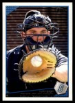 2009 Topps #448  Jeff Clement  Front Thumbnail