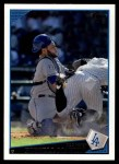 2009 Topps #540  Russell Martin  Front Thumbnail