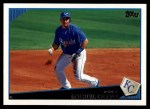 2009 Topps #539  Miguel Olivo  Front Thumbnail