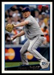 2009 Topps #641  Jesse Litsch  Front Thumbnail
