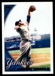 2010 Topps #7  Mickey Mantle  Front Thumbnail