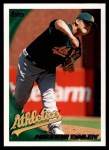 2010 Topps #186  Andrew Bailey  Front Thumbnail