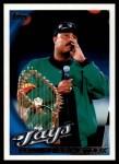 2010 Topps #267   Blue Jays History Front Thumbnail